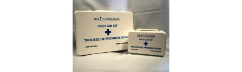 Empty First Aid Kits