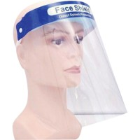 Disposable Faceshield with Head Gear