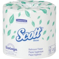 Scott® Bathroom Tissue / Rolls/Case  40