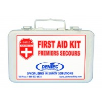 PERSONAL FIRST AID KIT METAL