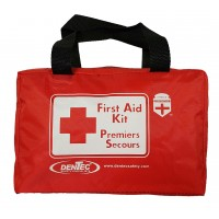 HIGH RISK BASIC CNESST FIRST AID KIT 50 OR LESS - FABRIC