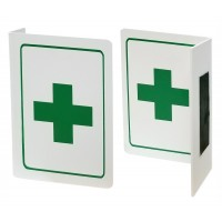 FIRST AID SIGN / L SHAPED