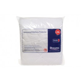 Mattress Cover fitted - Plastic (twin size)