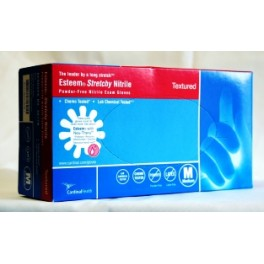 Blue Nitrile - Non-Powered Case of 1000 (10 boxes of 100)