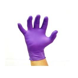 SafeSkin Purple Nitrile - Non-Powered (box of 100)