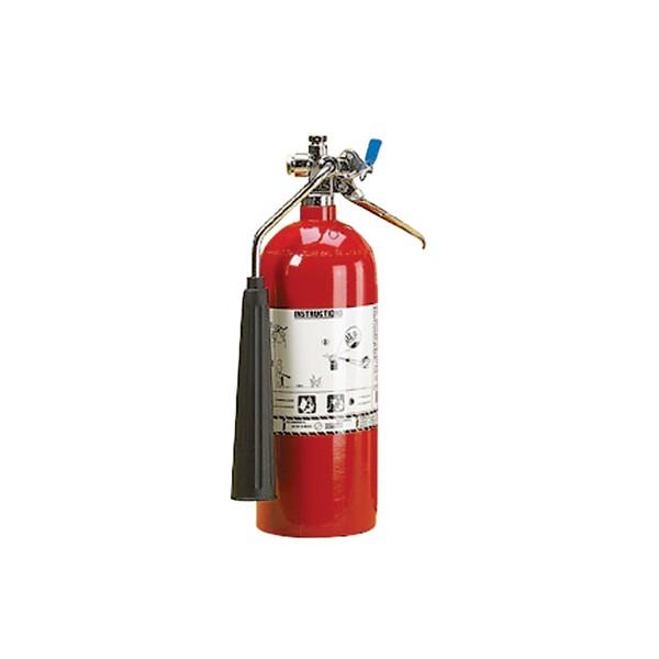 Aluminum Cylinder Carbon Dioxide Fire Extinguisher