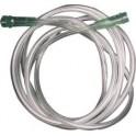 Oxygen tubing 2.1m (7 feet) - Case of 50