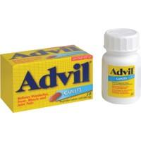 Advil  -  50 CAPLETS