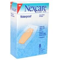 NexcareTM Waterproof Bandages - Knee and Elbow