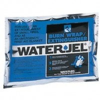 Water Jel Burn Wrap