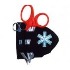 NYLON CASE FOR CPR MASK AND SCISSORS