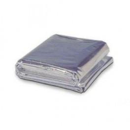 Silver Emergency rescue sheet 210cm x140cm (56in. x 80in.) Each