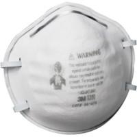 3M 8200 N95 Particulate Respirators
