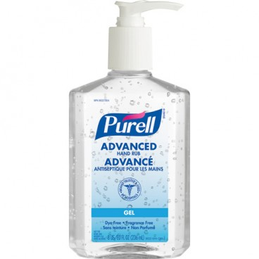PURELL Hand Sanitizer - 8 Ounces