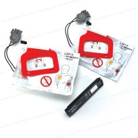 Physio-Control LifePak CR Plus Charge-Pak (2 Sets of Electrodes)