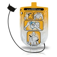 REPLACEMENT ELECTRODES FOR DEFIBTECH DDP-100
