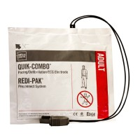 PHYSIO-CONTROL QUICK-COMBO REDI-PAC ELECTRODES