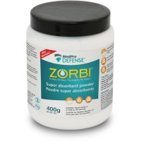 ZORBI SUPER ABSORBENT POWDER 400g
