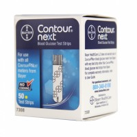 CONTOUR TEST STRIPS BOX OF 50