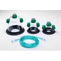 Masques d'oxygène de récupération pour chiens et chats
